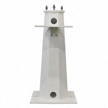 Baader Heavy Duty Steel Pier for Small and Medium Sized Mounts